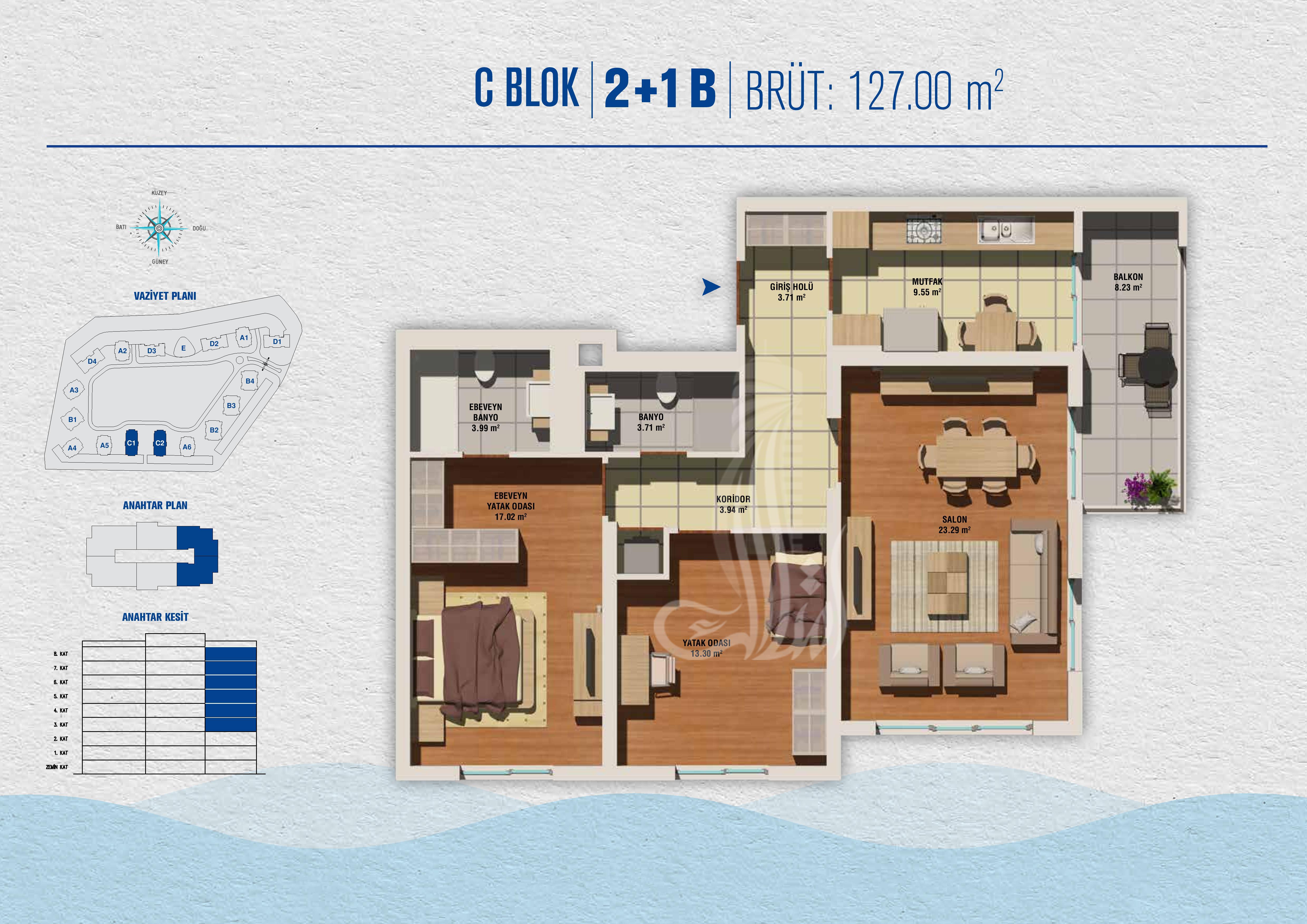 مشروع أبراج بيوك تشكمجه IMT-131