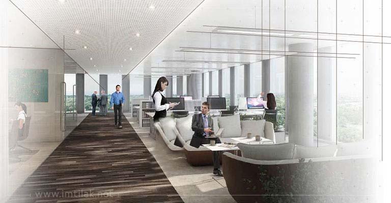 IMT-300  Kagithane Offices