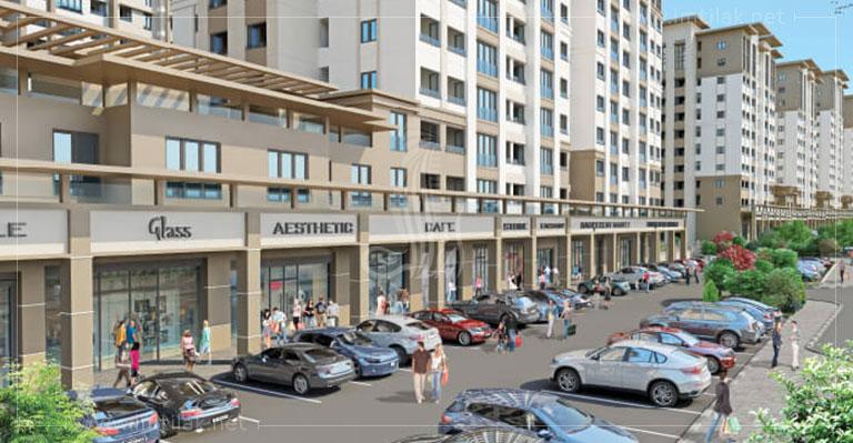IMT-303 Europe Park Shops