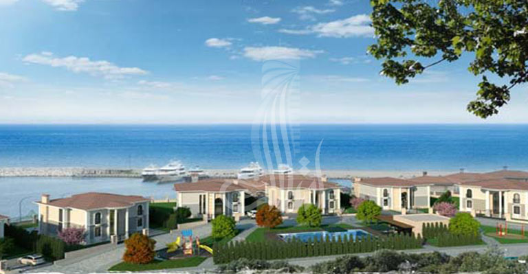 IMT-145 Seashell Marmara project