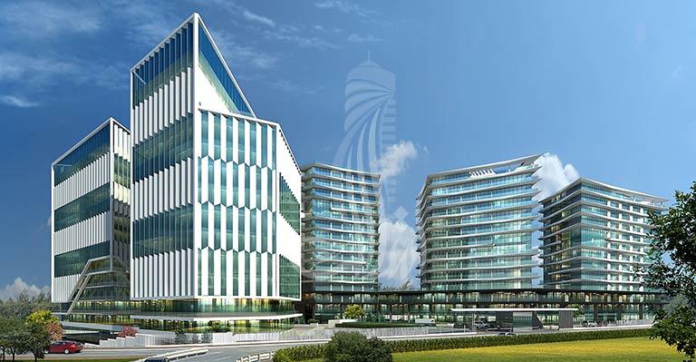 IMT-307 Bureaux Carat Istanbul