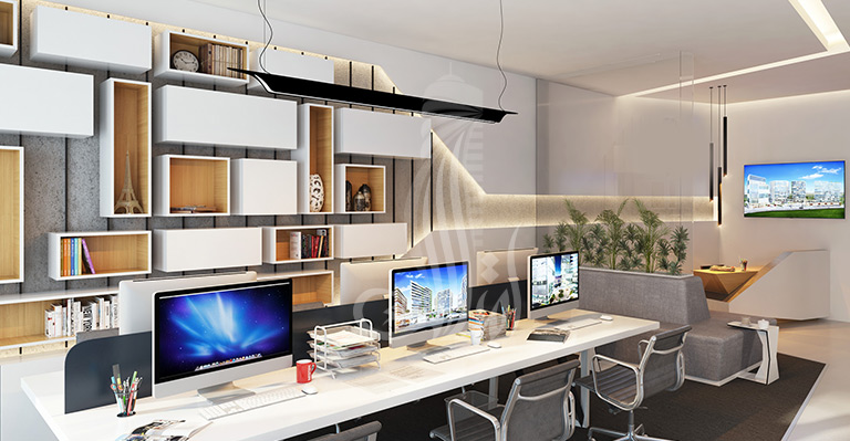 IMT-307 Carat Istanbul Offices