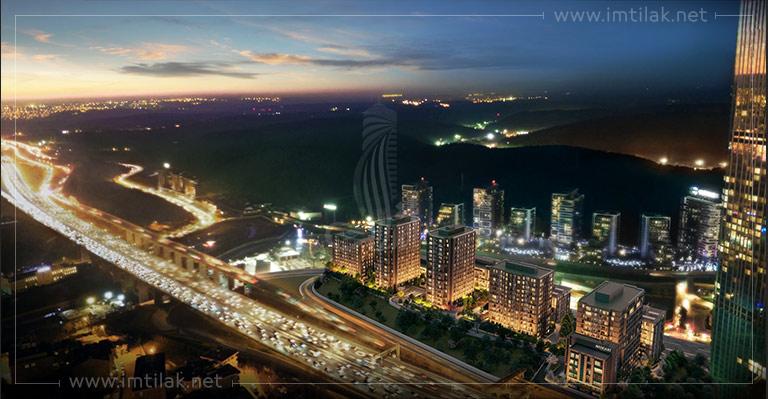 مشروع مساكن سيران تبة IMT-150