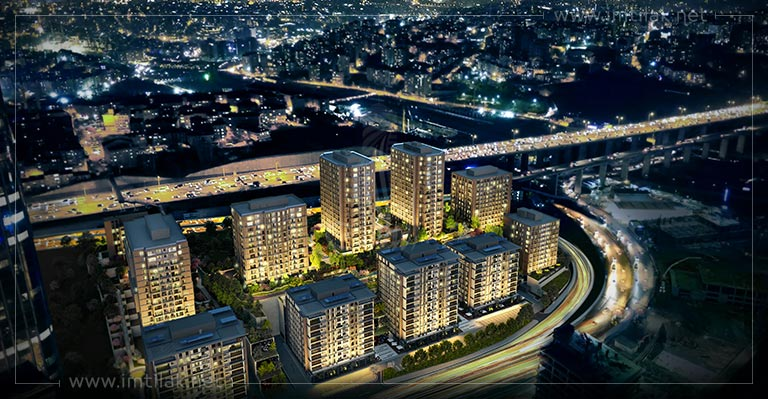 IMT-150 Seyrantepe Residence Project