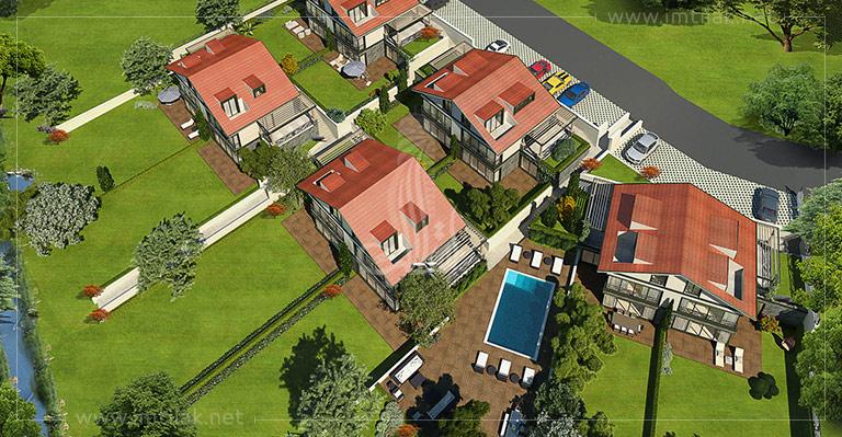 IMT-504 Sariyer Villas
