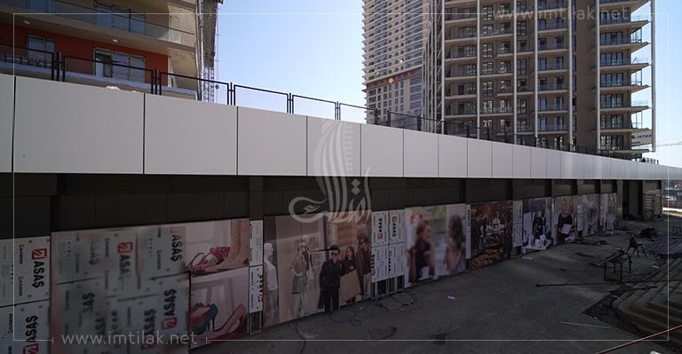 IMT-308 Basaksehir Square Shops