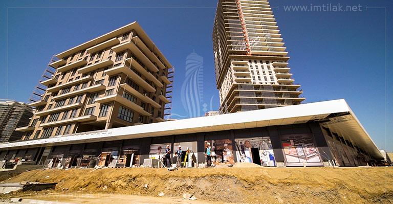 IMT-308 Les boutiques de Square Basaksehir