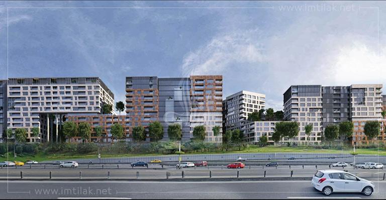 مشروع أيقونة إسطنبول IMT-161
