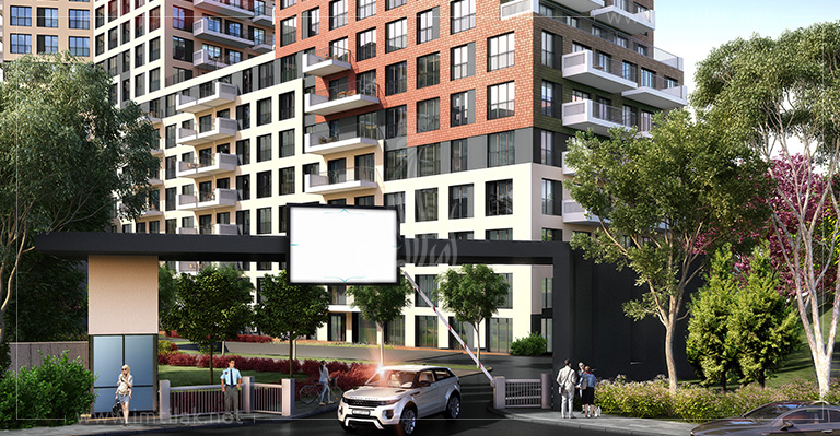 IMT-162 Le projet du Nouveau Village