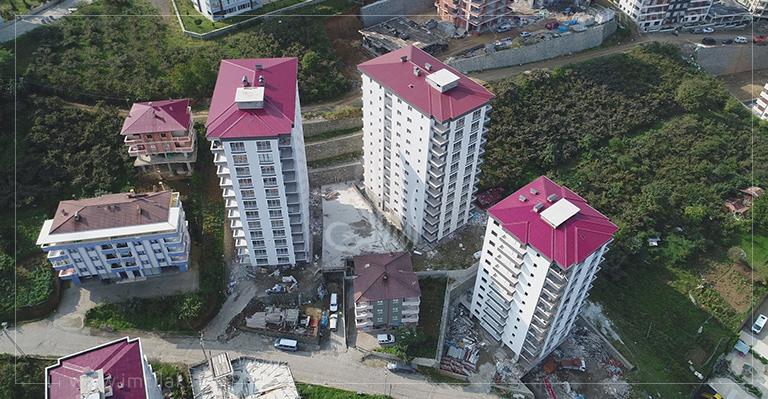 IMT-۱۳ مجتمع مسکونی رییس اگلی