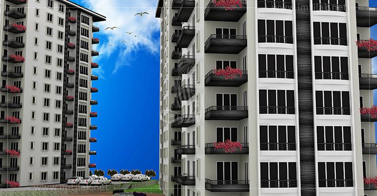 مجمع مساكن ريس أوغلى IMT-13