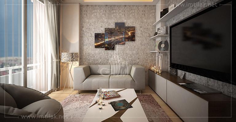 IMT-15 Le complexe résidentiel de Yildiz