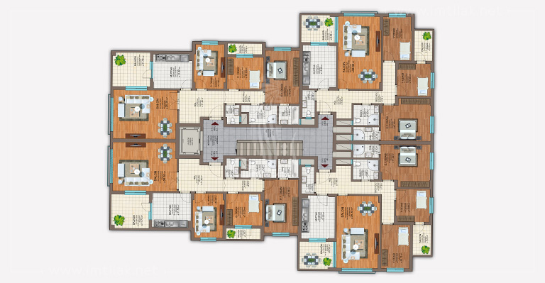 IMT-19  Kasustu Residence Project