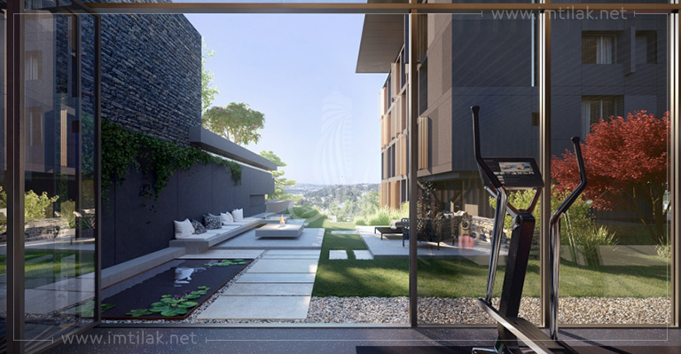 IMT-400 Luxury Kandilli Project