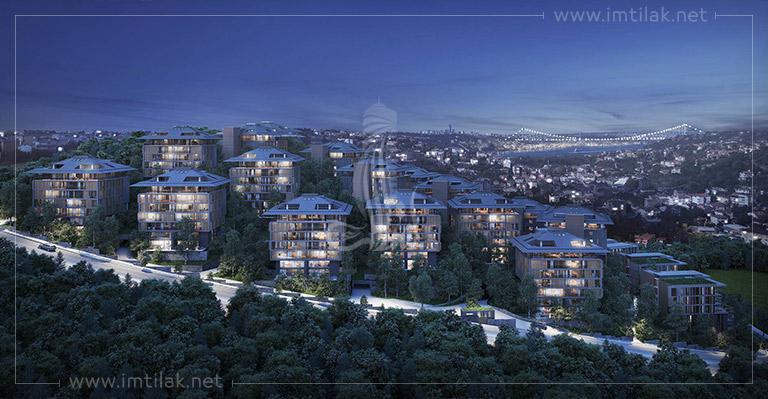 IMT-400 Luxury Kandilli Project