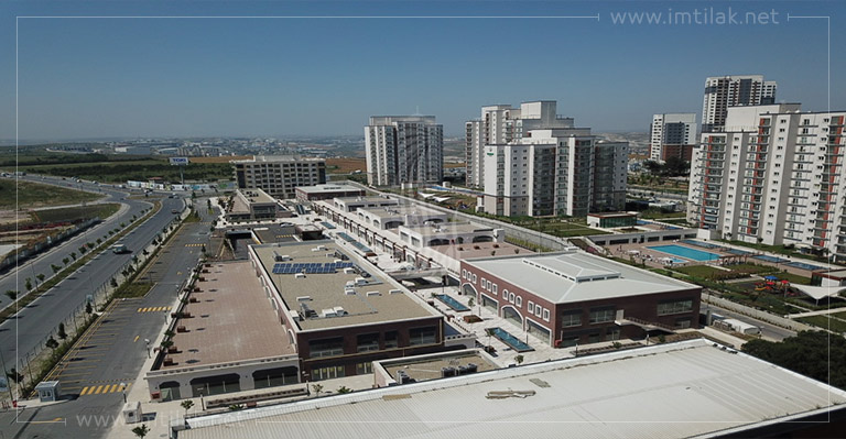 IMT-310 Bahcekent Flora Shops Project