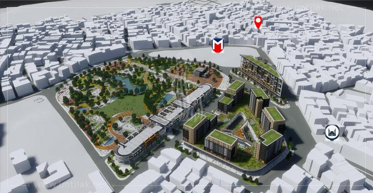 مشروع جيران زيتون بورنو IMT-171