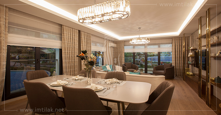 IMT-172 Marmara Residence 4 Project