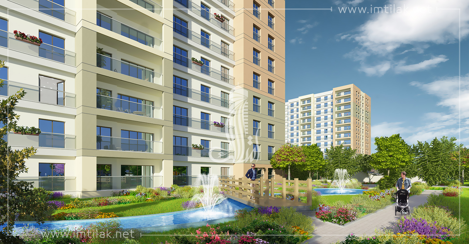 IMT- ۱۷۲ پروژه مسکونی مارمارا ۴