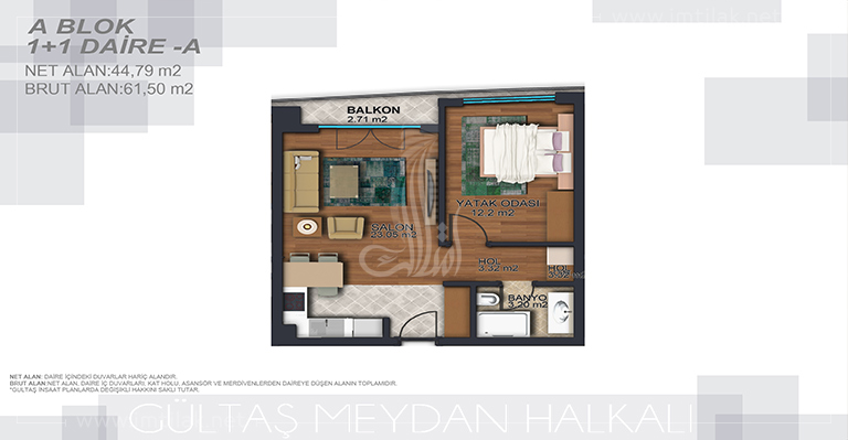 IMT-175 Halkali Residence Complex