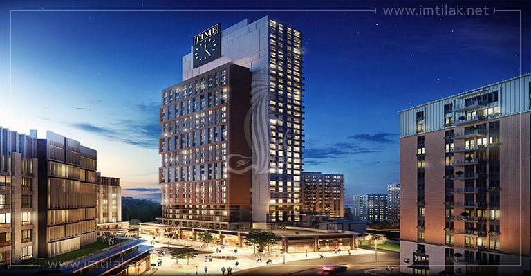 IMT - ۴۰۷ پروژه شهر فینانس