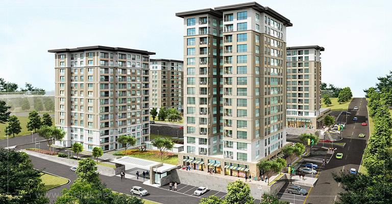 IMT-180 Topkapi Park Complex