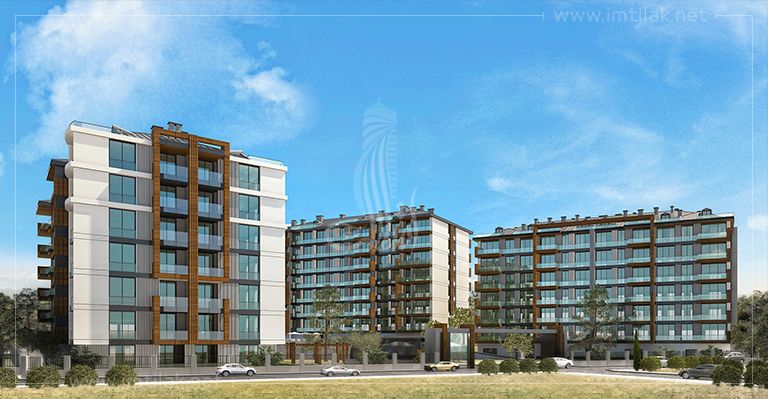 IMT-۱۸۲ پروژه مسکونی بلا