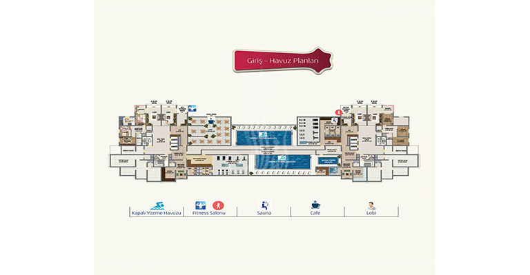 IMT-25 Akcaabat Towers Complex