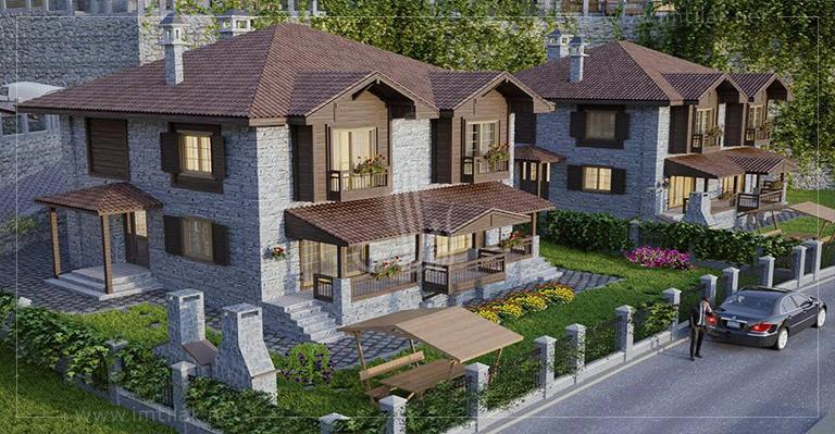 IMT-29 Ortahisar Villas