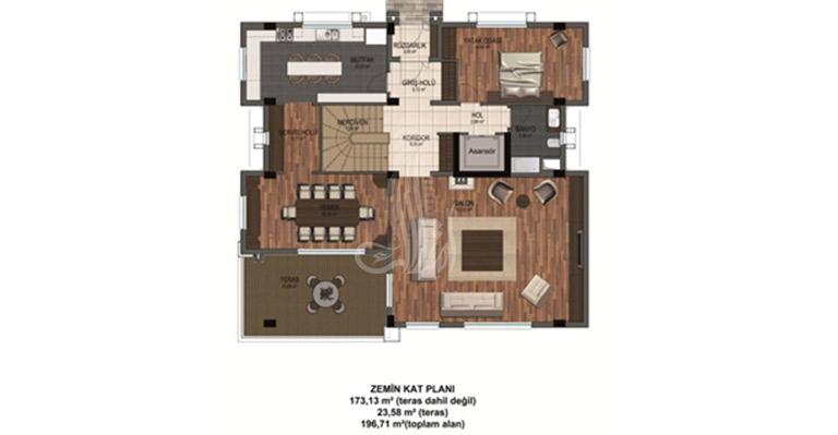 IMT- 33 Al-Bustani Villas Complex