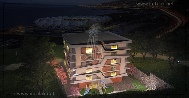 مجمع مساكن آق ياز IMT-35