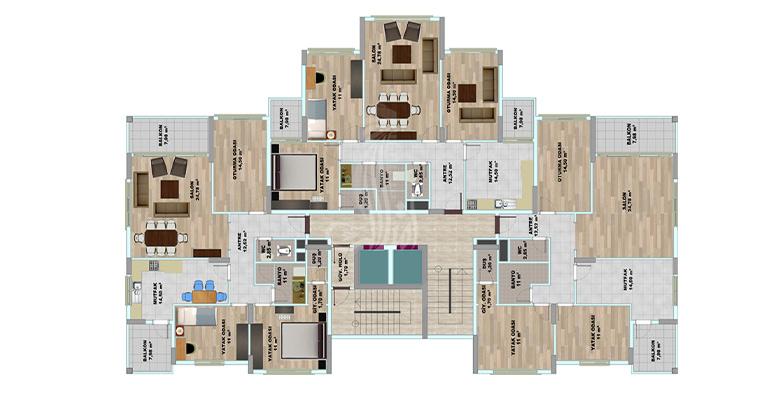 IMT-36 Le projet de Tours Skylife