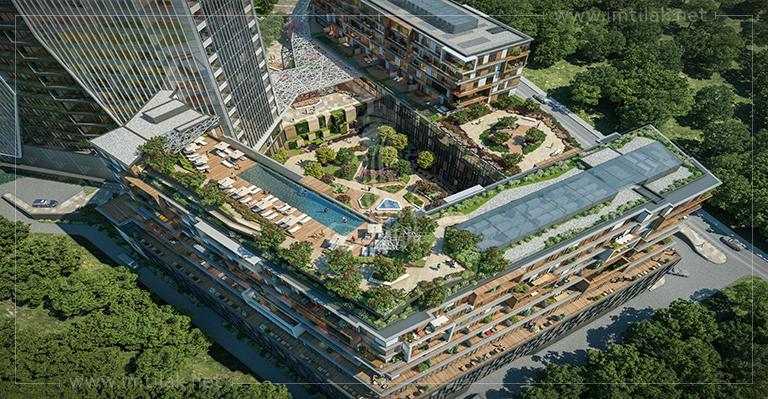 مشروع نيدا بارك IMT-192 - شقق للبيع في اسطنبول شيشلي