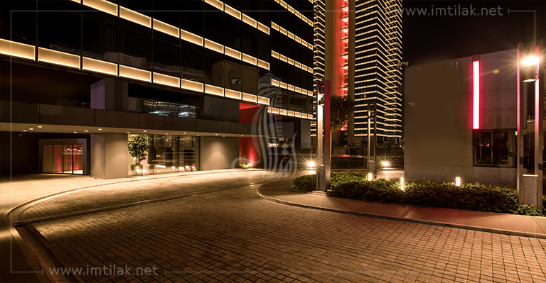 IMT-194 Le complexe de Turun Center