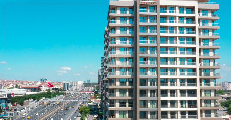 شقق للبيع في بكركوي اسطنبول - مجمع راوت إسطنبول IMT-195