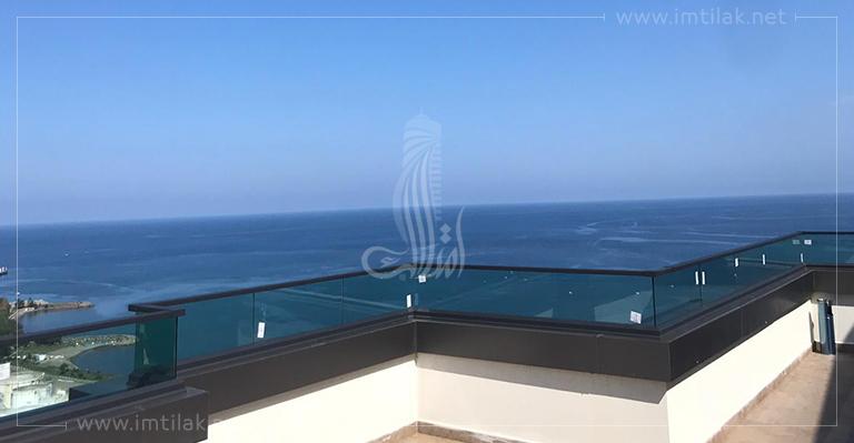 شقق للبيع في طرابزون مطلة على البحر- مجمع أبراج بقّال IMT - 43