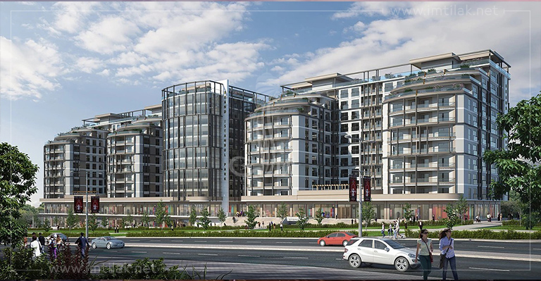 IMT-197 Résidence Brand Istanbul