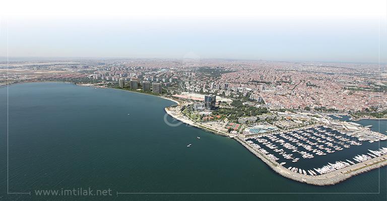 شقق للبيع في اسطنبول على البحر - مجمع أتاكوي  IMT-198