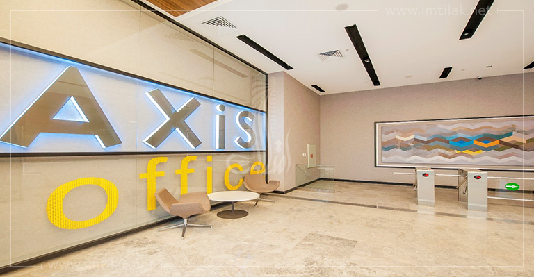 IMT-199 Axis Offices