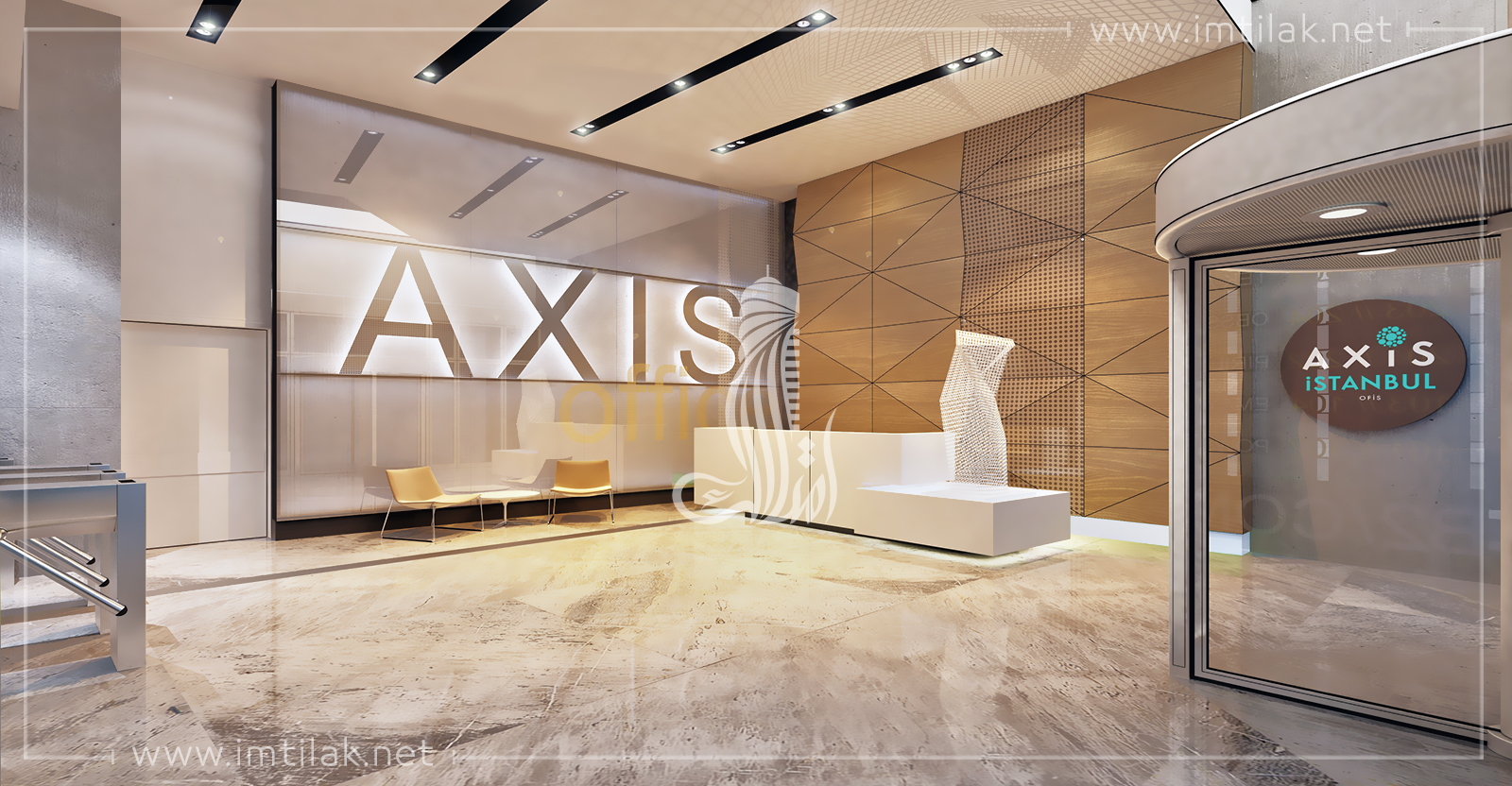 IMT-311 Axis Offices
