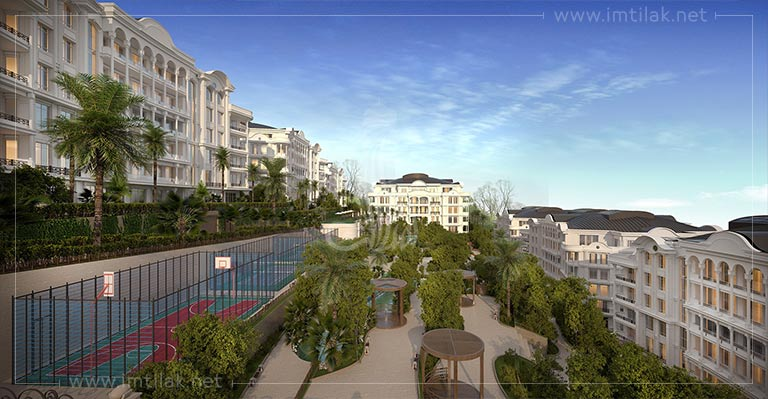 Apartments for sale in Kocaeli, Turkey - Zirai Complex IMT-600