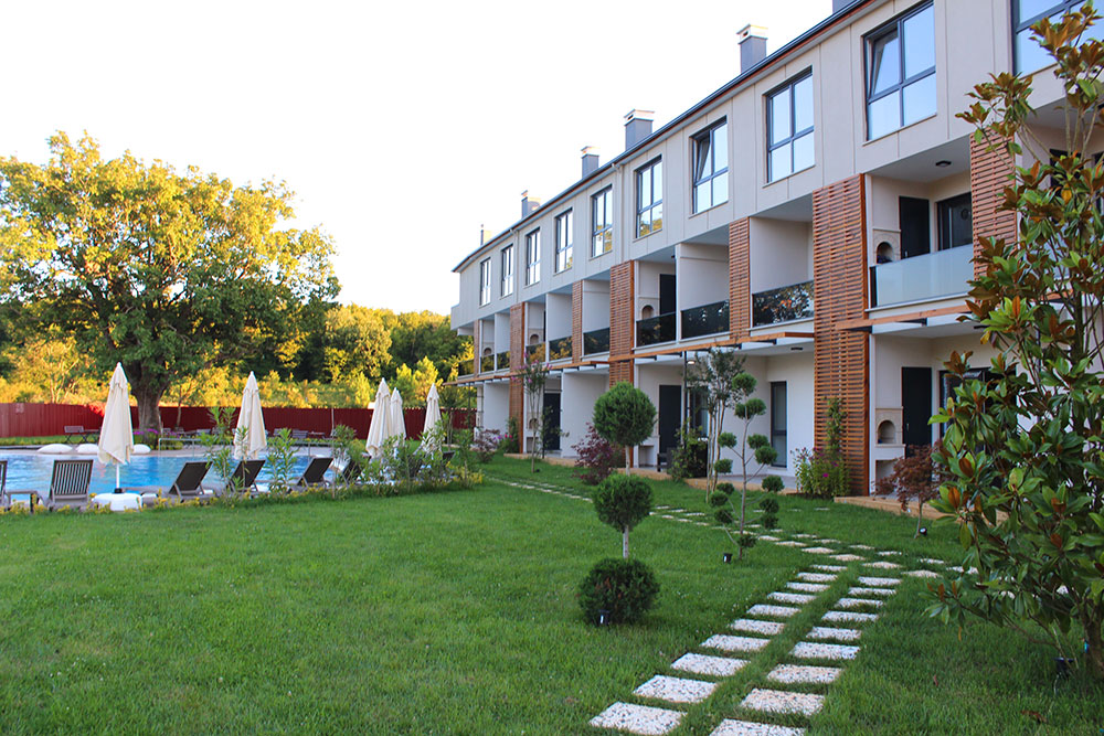 Apartments for sale in Turkey, Kocaeli - Kerpe Nature Complex IMT-601