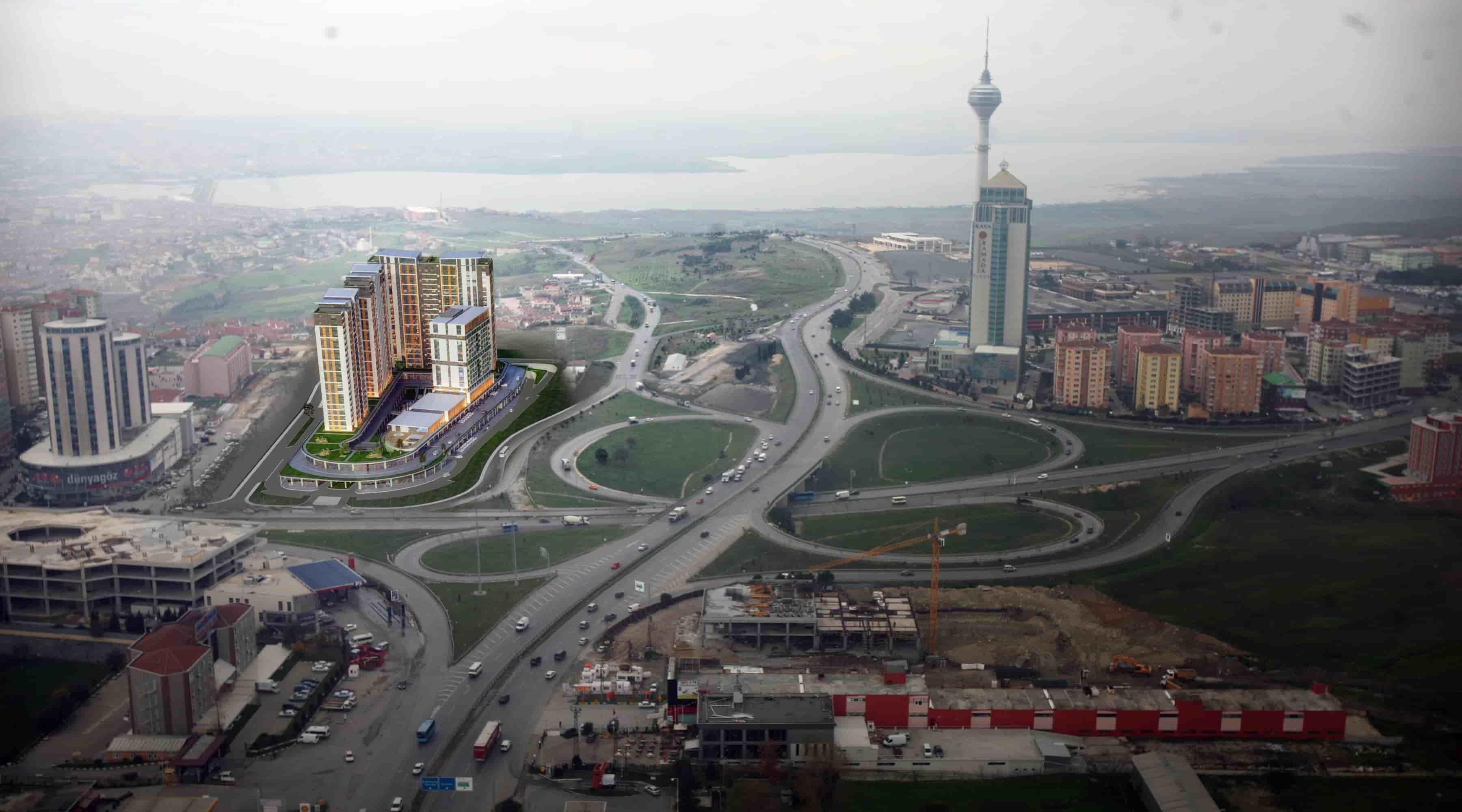 طريق اسطنبول IMT - 200