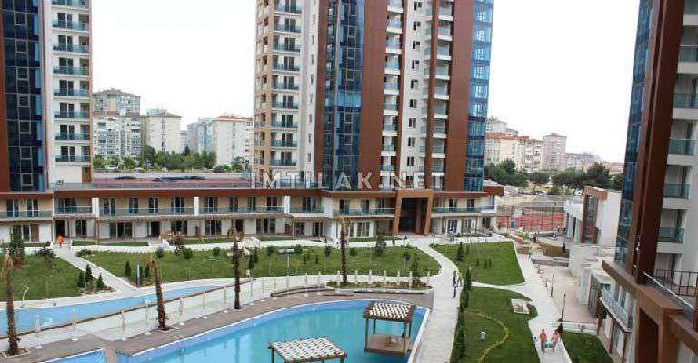 شقق للبيع في بيليك دوزو اسطنبول - مجمع رومانس IMT-66
