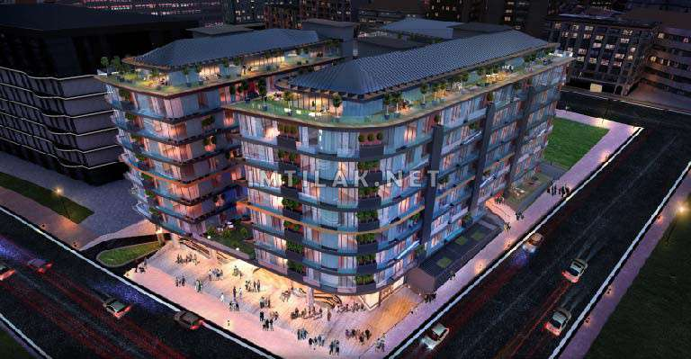 Buy Apartments In Istanbul - Soul of Istanbul Project
