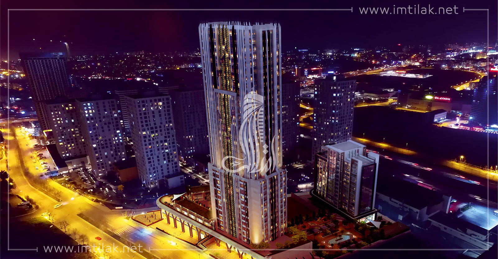 IMT - 248 Center Hill - Appartements Istanbul Esenyurt