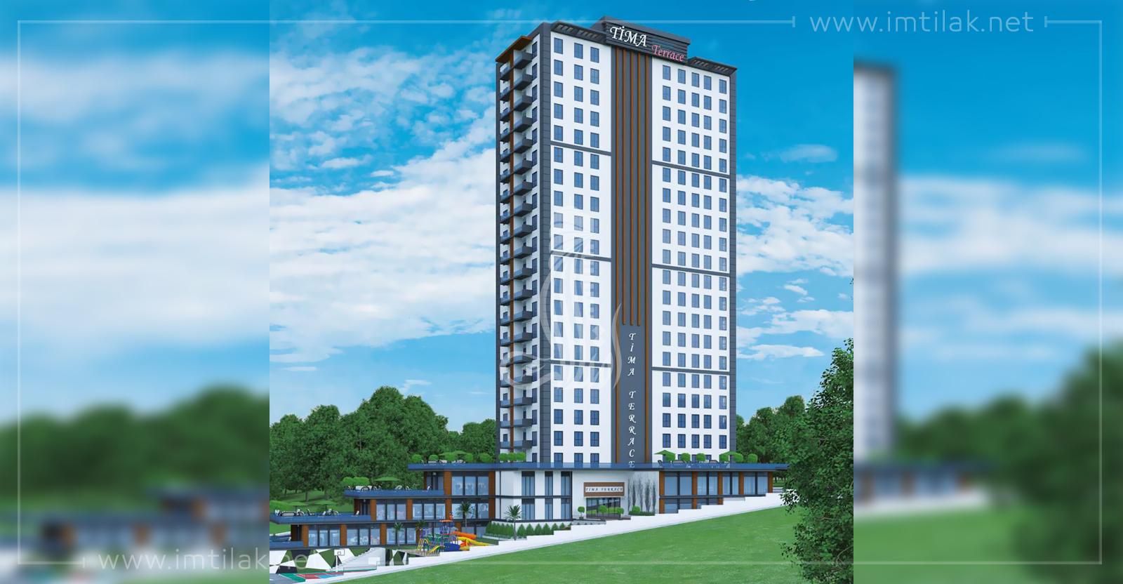 Tema Tower Complex  IMT - 258