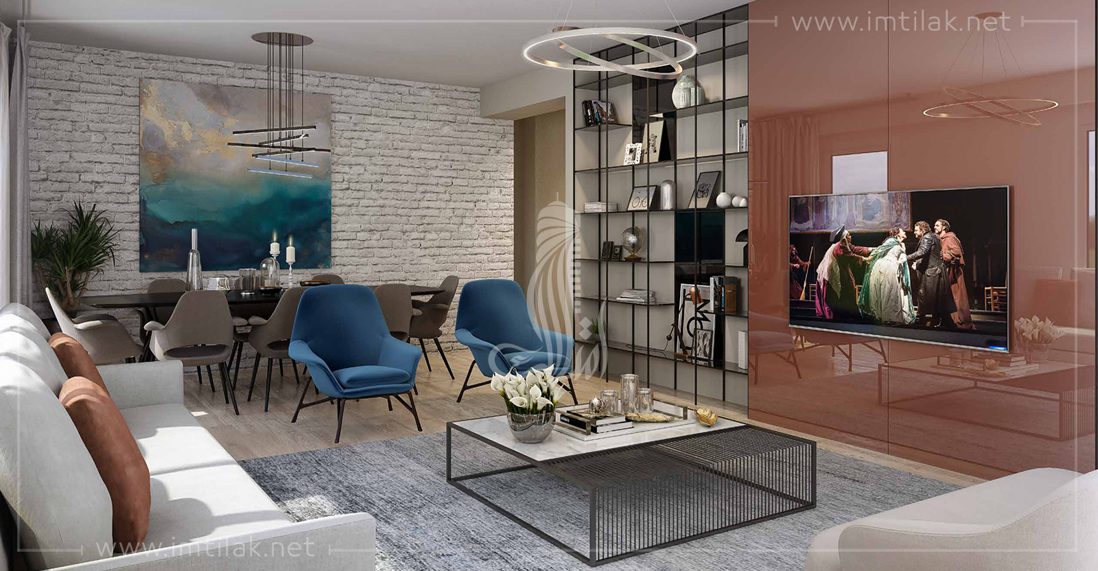 Antalya Project  IMT - 750
