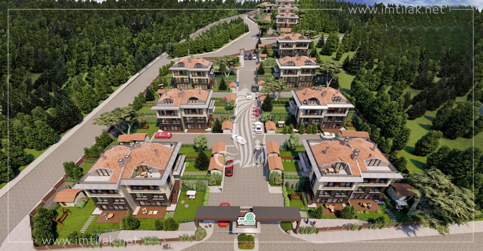 Yesil Vadi Villas  IMT - 513
