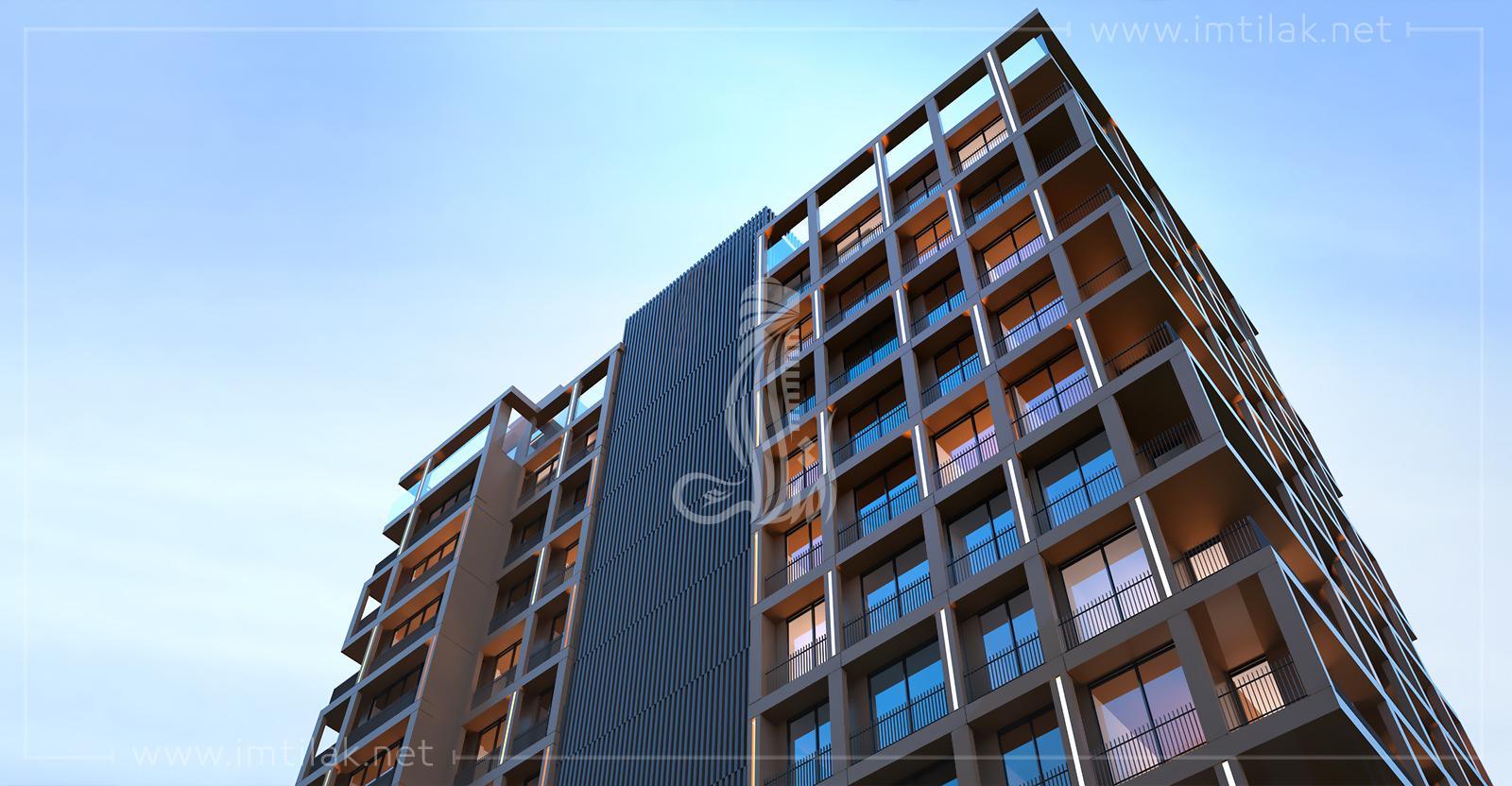۲۶۵ - IMT پروژه محله رز